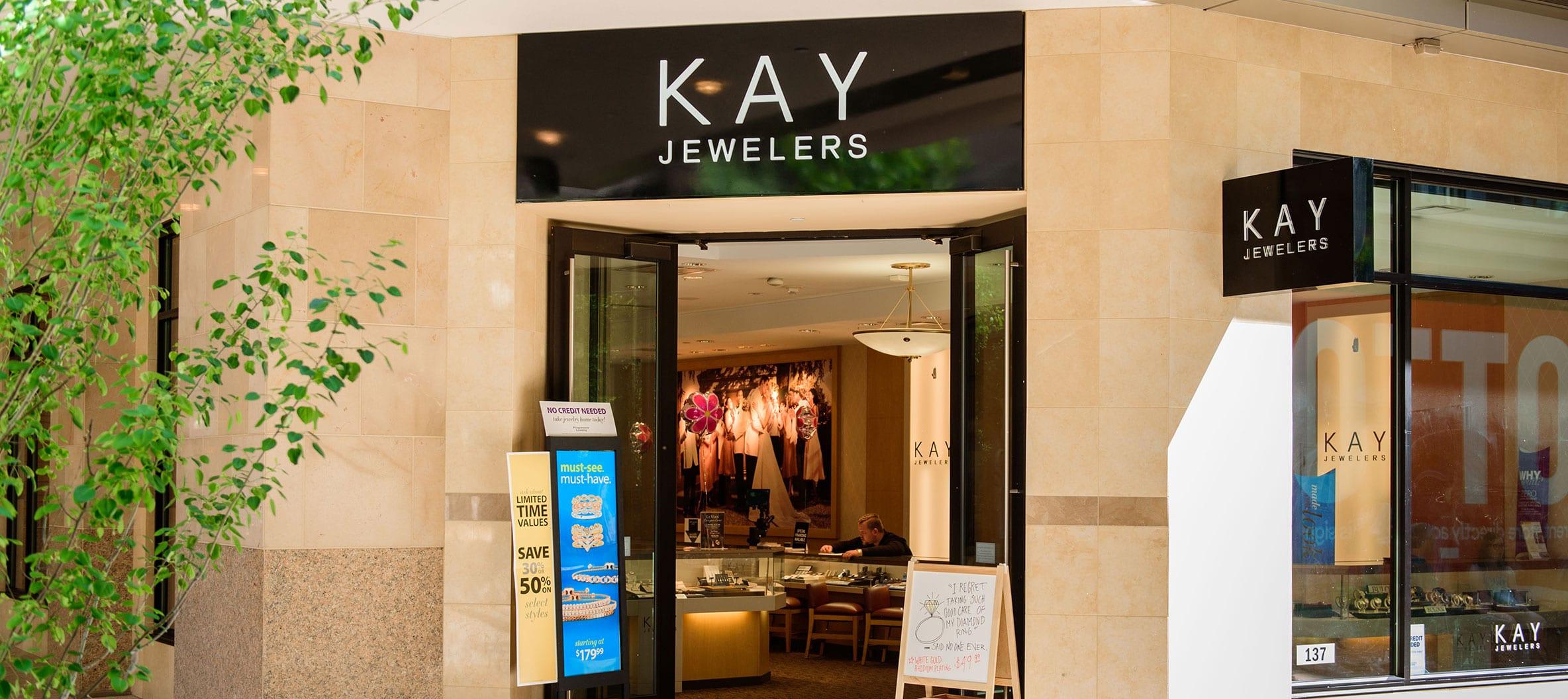 Kay Jewelers Salt Lake City City Creek Center