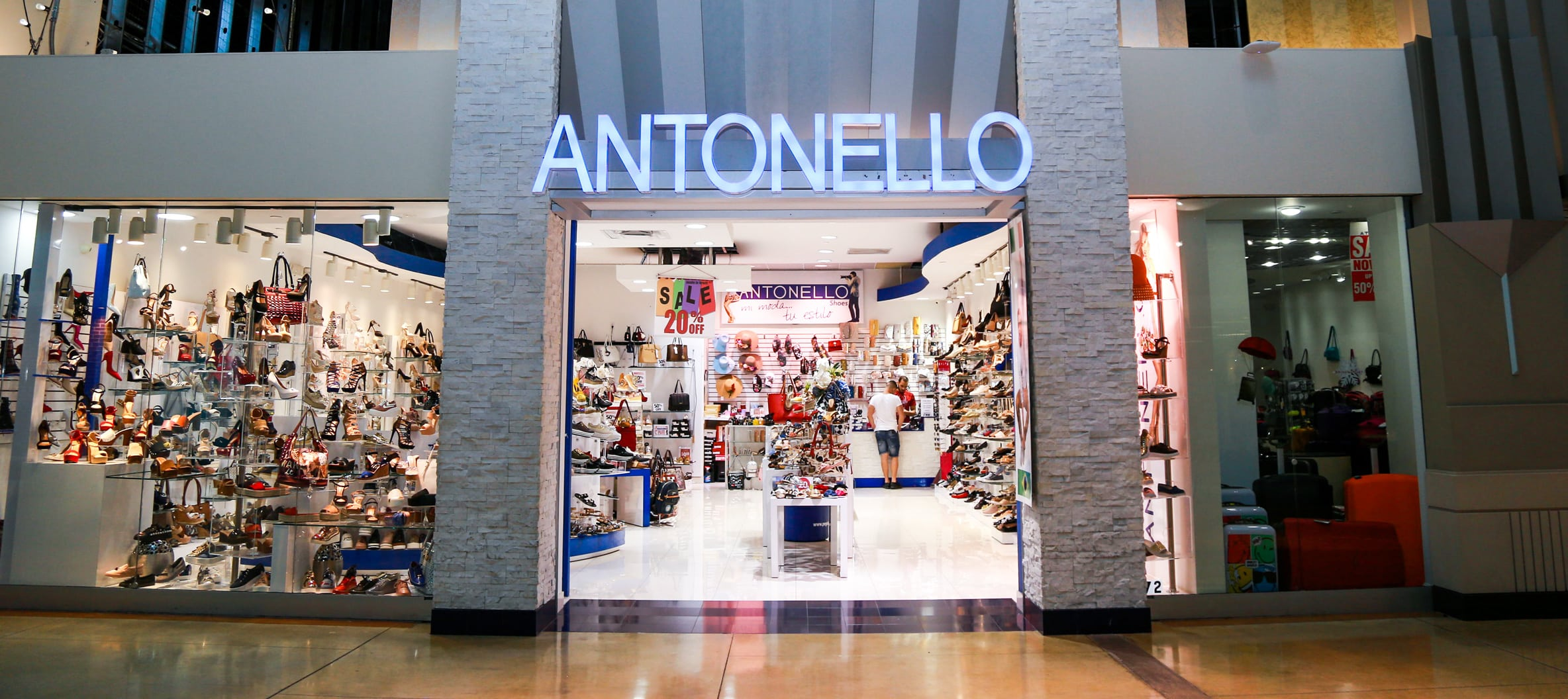Antonello | Miami | Dolphin Mall