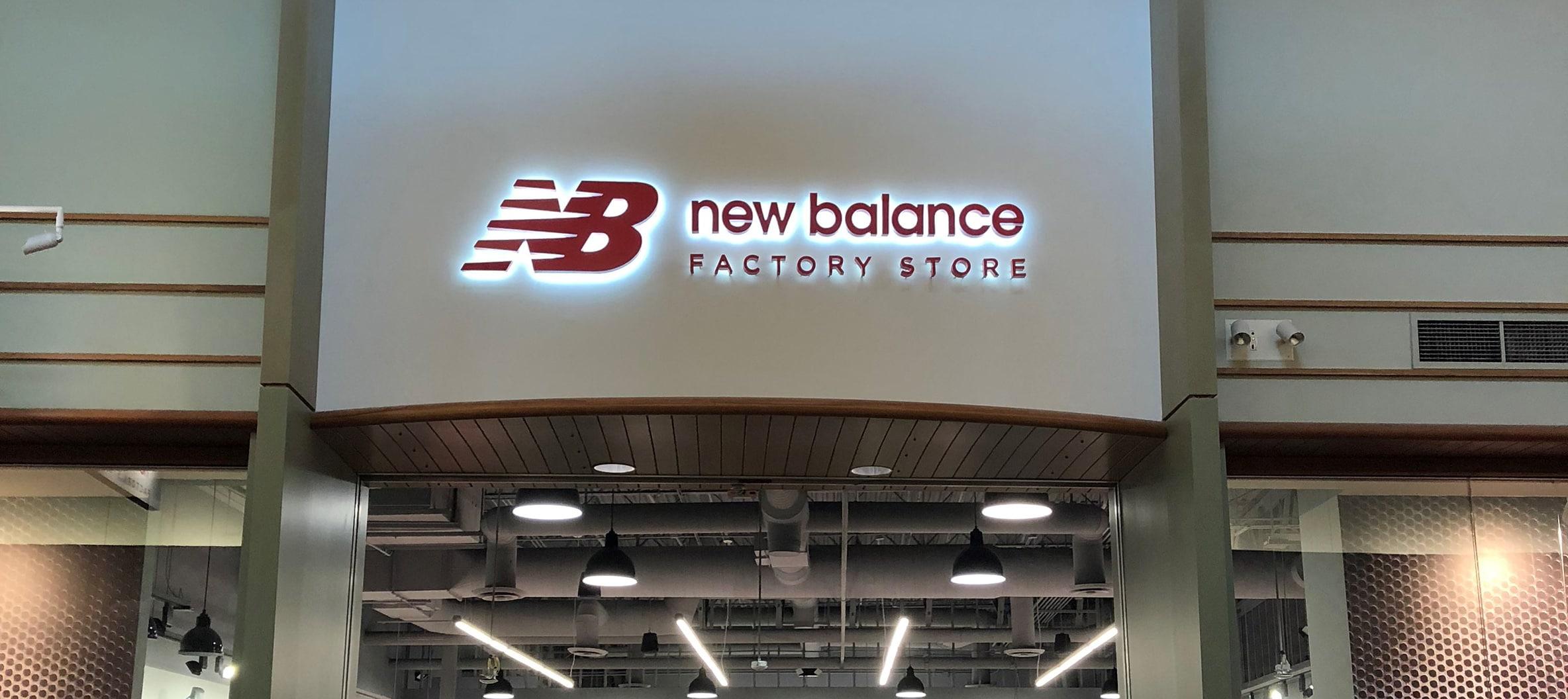 new balance factory us